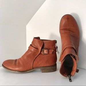 J. Crew Emmett Brown Ankle Boots
